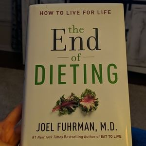 Book How to Live for Life the End of Dieting